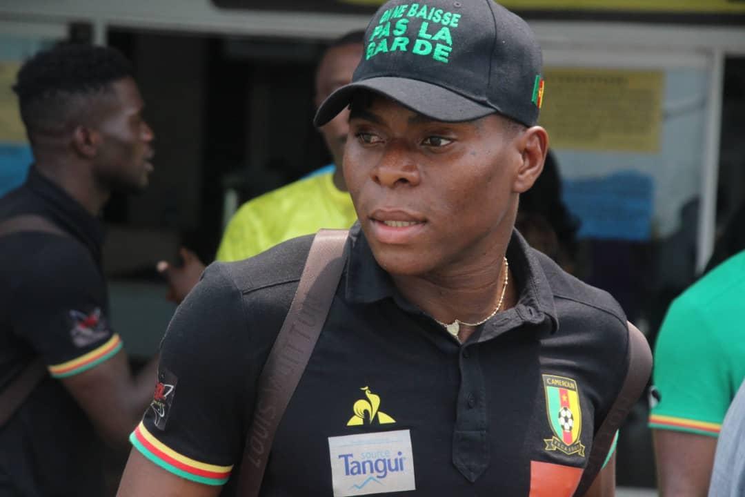 Samuel Nlend, ancien capitaine Union sportive de Douala.
