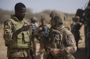 L'armée tchadienne et française dans le G5 Sahel. Photo: Archives