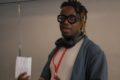 L'artiste camerounais Blick Bassy