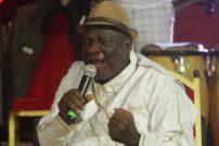 L'artsite Nkotti François est décédé.