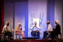 Le roi Dualla Manga Bell et les chefs traditionnels. Photo: Kamite Entertainment