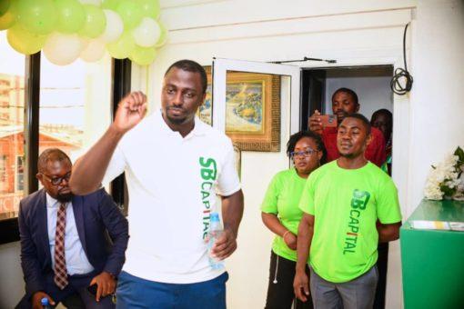 SB Capital launch in Douala
